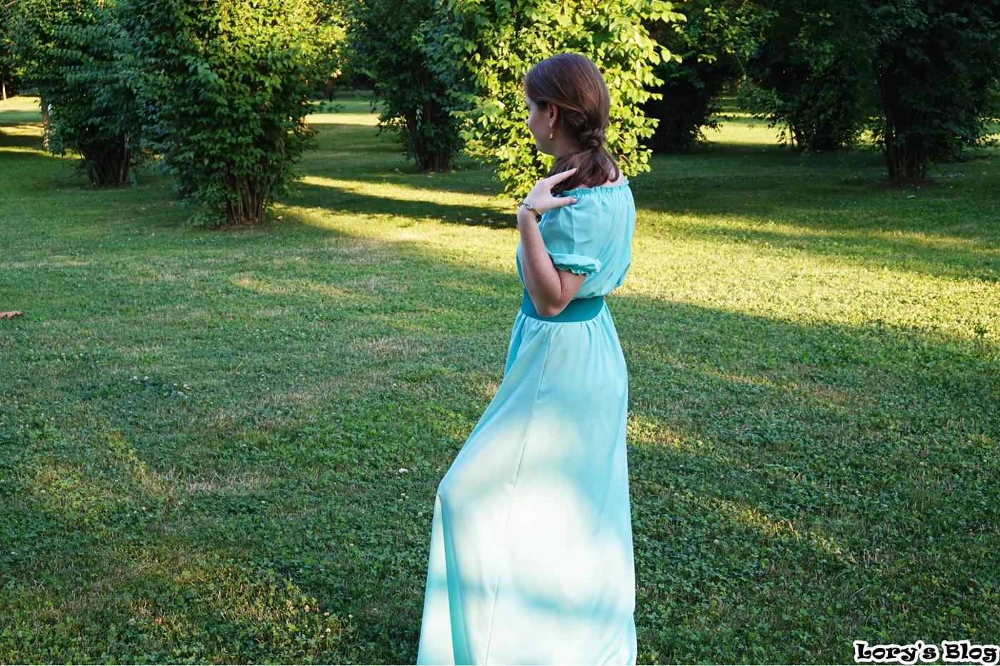 rochie-lunga-turcoaz-zaful-curea-verde-spate