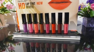 Beauty News: Lansare rujuri HD Lip Tint Matte de lnglot