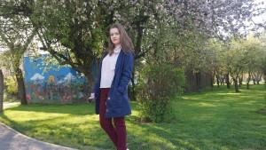 OOTD: Ţinută de primăvară cu BonPrix