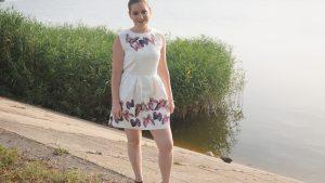 Cea mai frumoasă rochie pentru botez
