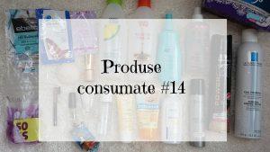 Produse consumate #14