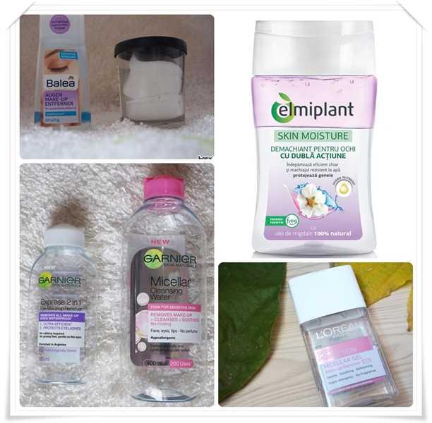 Demachiante bifazice testate şi recomandări