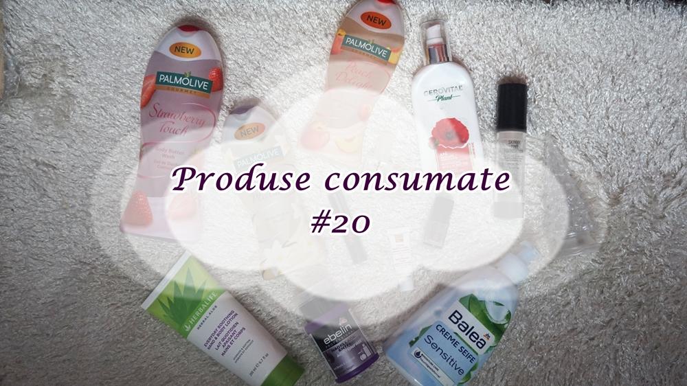 Produse consumate #20