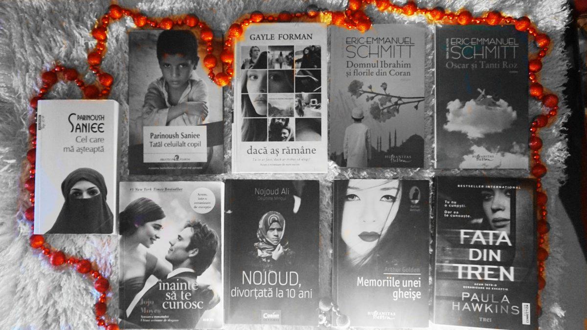 10 cărţi pe care ţi le recomand