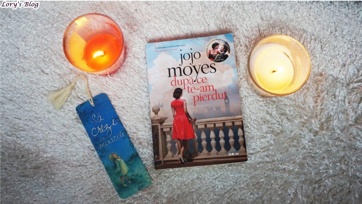 Recenzie carte: Jojo Moyes – După ce te-am pierdut