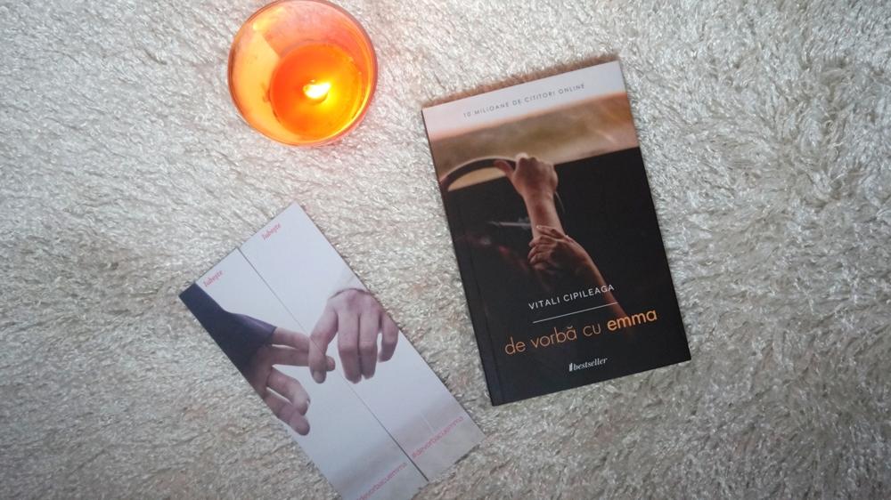 Recenzie carte: De vorbă cu Emma – Vitali Cipileaga