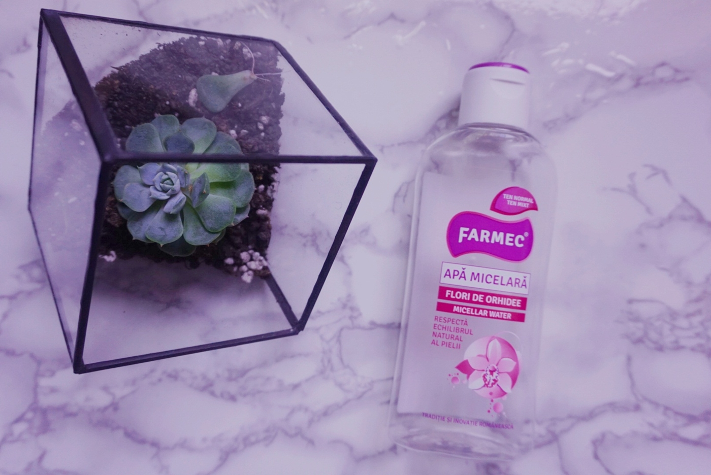SkinCare Tag - apa micelara Farmec