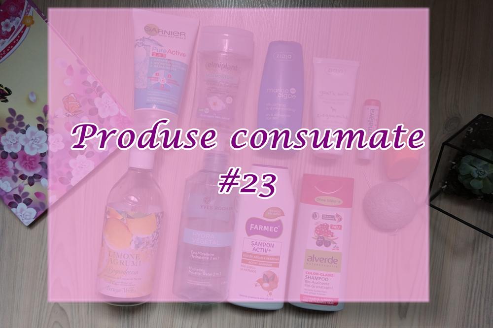 Produse consumate #23