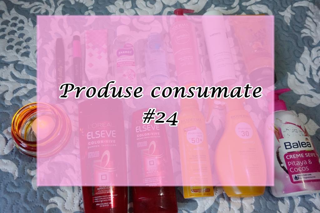Produse consumate #24