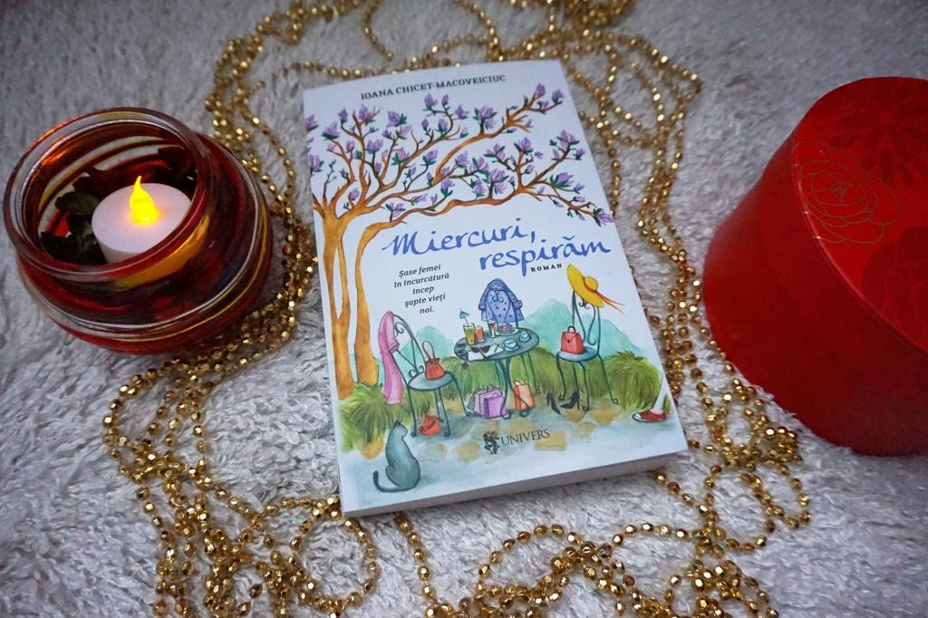 Recenzie carte: Miercuri, respirăm – Ioana Chicet-Macoveiciuc