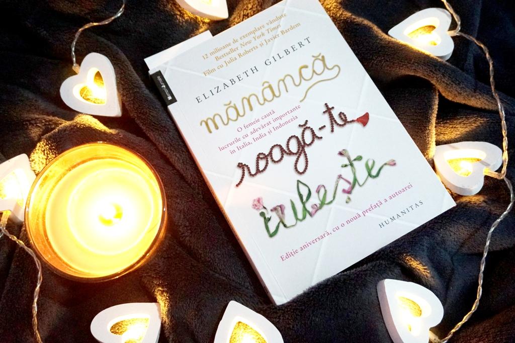 Recenzie carte: Mănâncă, Roagă-te, Iubește – Elizabeth Gilbert