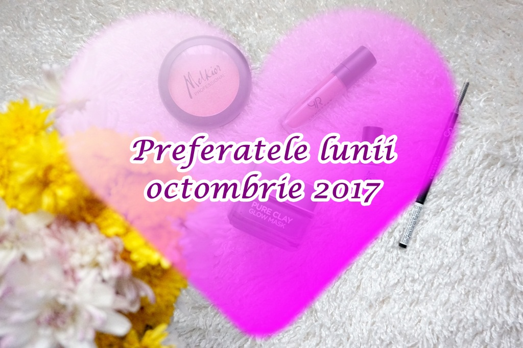 Preferatele lunii octombrie 2017