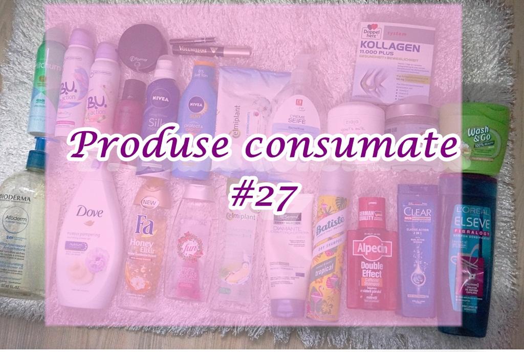 Produse consumate #27