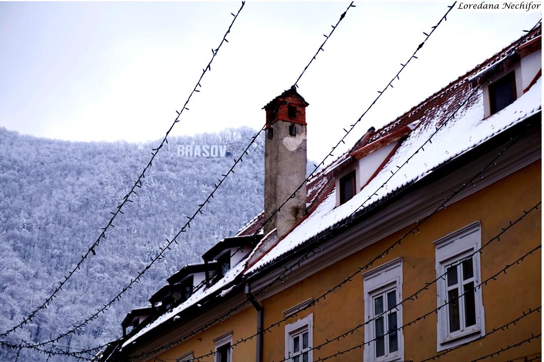 Jurnal de călătorie: Brașov și Castelul Cantacuzino în decembrie